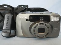 * 120 * Pentax ESPIO 120 Camera Cased c/w Remote £14.99